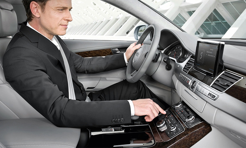 Paramètres de sélection de la radio pour la voiture