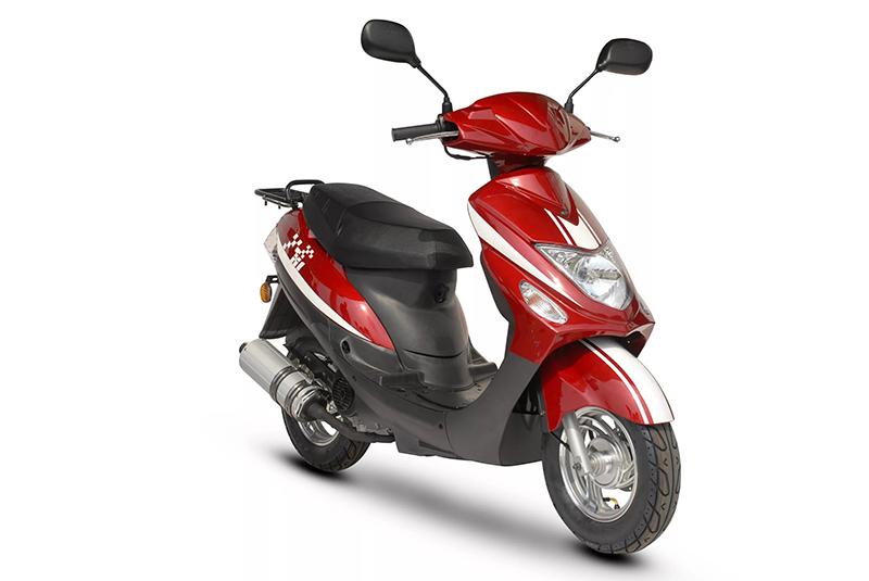 Mini-Scooter oder mit einem Volumen von bis zu 50 cm3