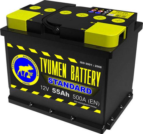 秋明电池STANDART