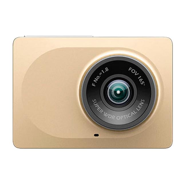 Caméra Xiaomi Yi Smart Dash Gold - option de qualité économique avec processeur 2 coeurs