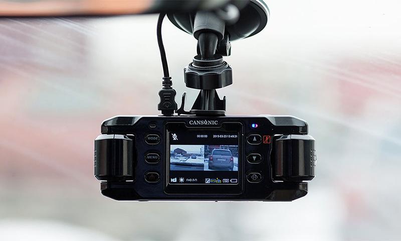 DVR Na May Dalawang Camera