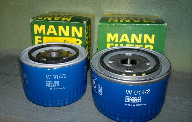 MANN W9142