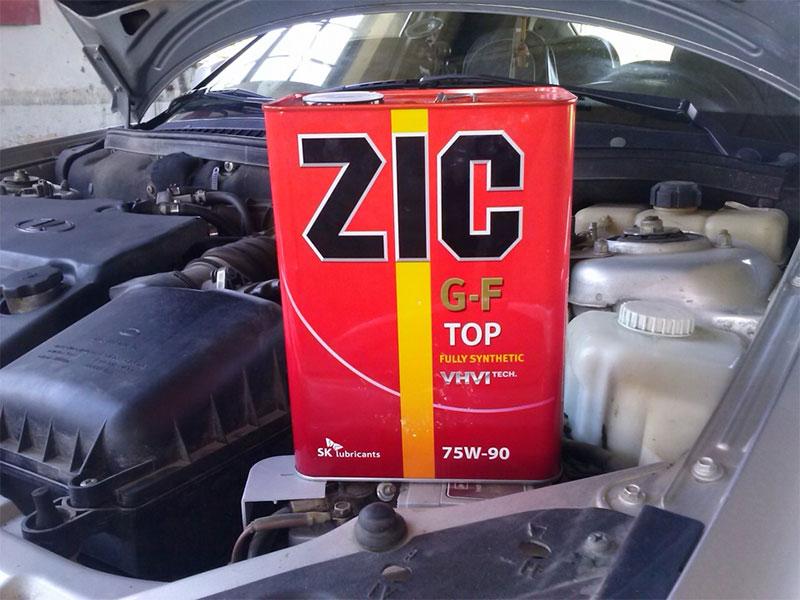 ZIC G F TOP 75W 90
