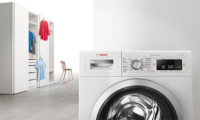 Bosch washing machines