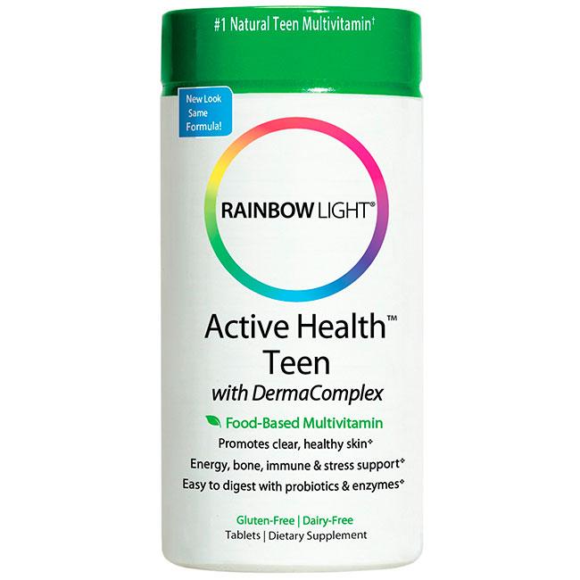 Santé Active Teen Rainbow Light