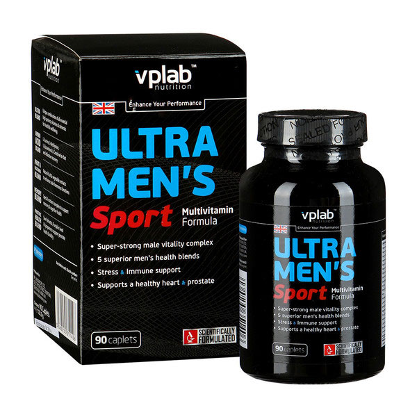 Formule multivitamines VP Laboratory Ultra Mens