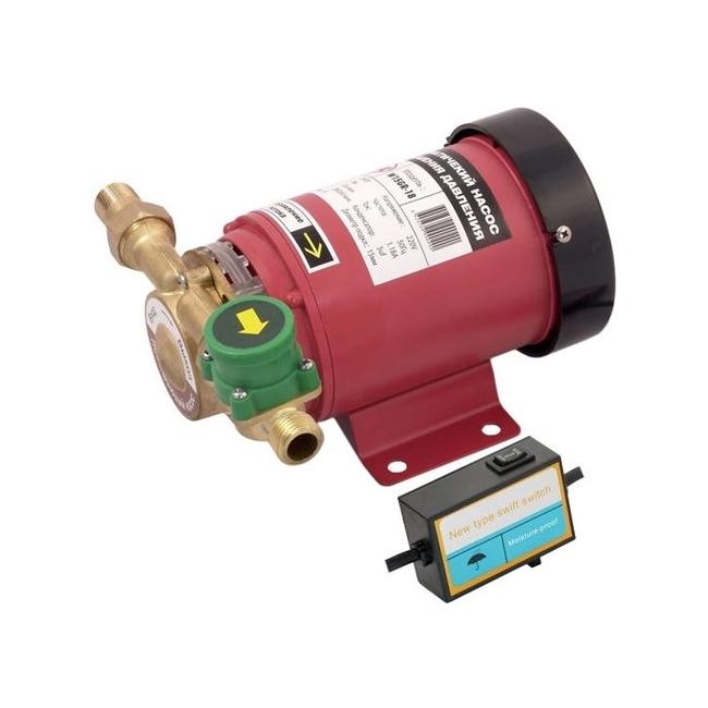 Jemix W15GR-15 A - la meilleure pompe à eau à faible coût pour augmenter la pression