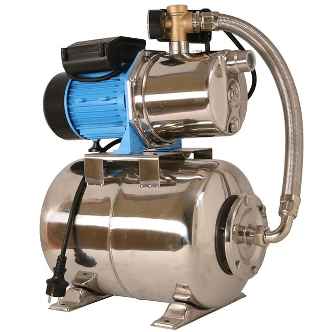 Jilex Jumbo 70/50 N-50 N - la meilleure machine automatique pour augmenter la pression de l'eau en fonction du critère prix / qualité