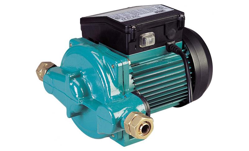 Wilo PB-201EA - la meilleure pompe à eau pour augmenter la pression dans la version allemande
