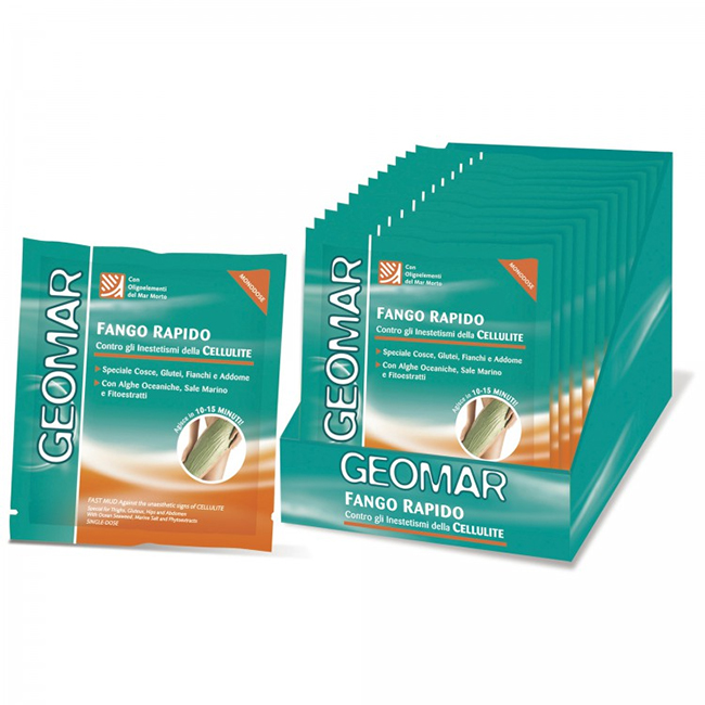 GEOMAR Fast Action - Cellulite Dirt