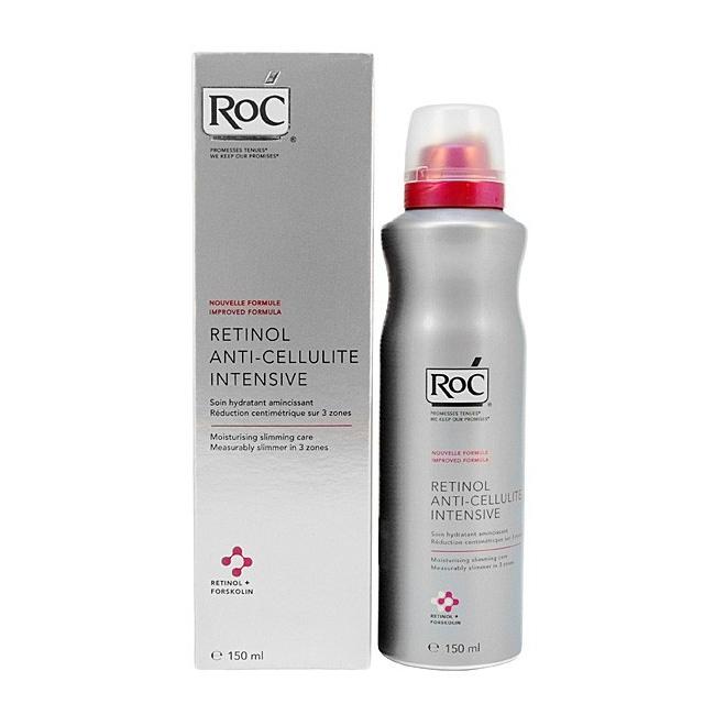 ROC Anti-Cellulite Intensve - Gel de modelage