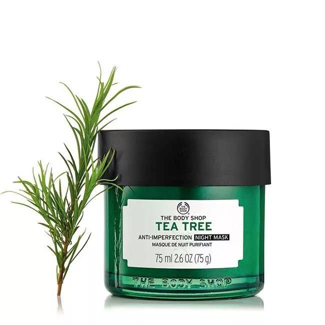 The Body Shop Tea Tree - effet antibactérien prononcé