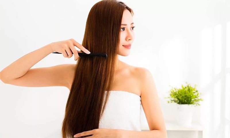 Vitamines pour la croissance des cheveux