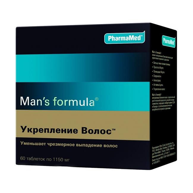 Man's Formula - pour les cheveux masculins