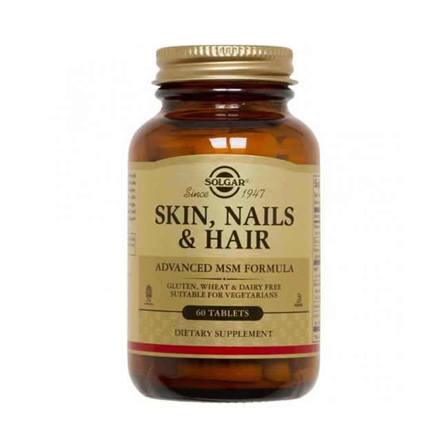 Solgar Skin, Nails & Hair - efficace et à action rapide