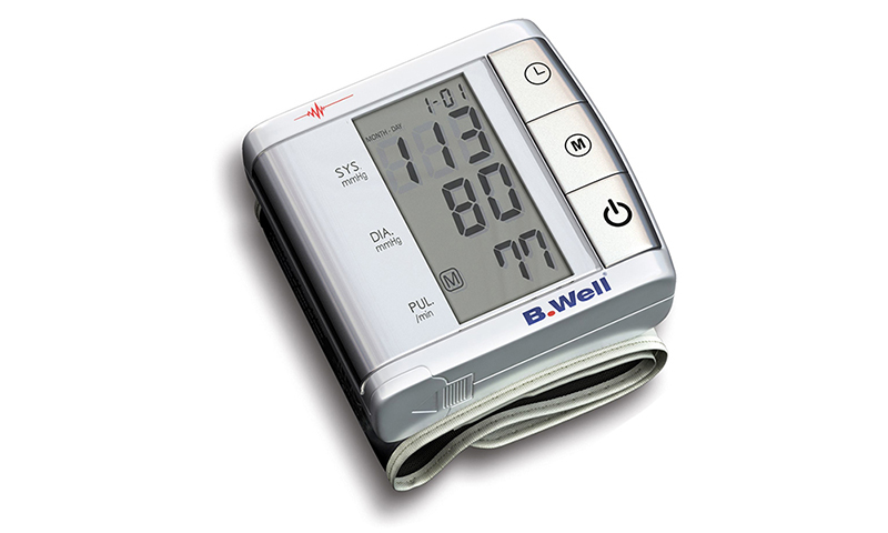 B.Well WA88 - tonomètre pour la fixation au poignet