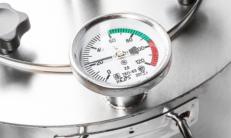 Thermomètre bimétal