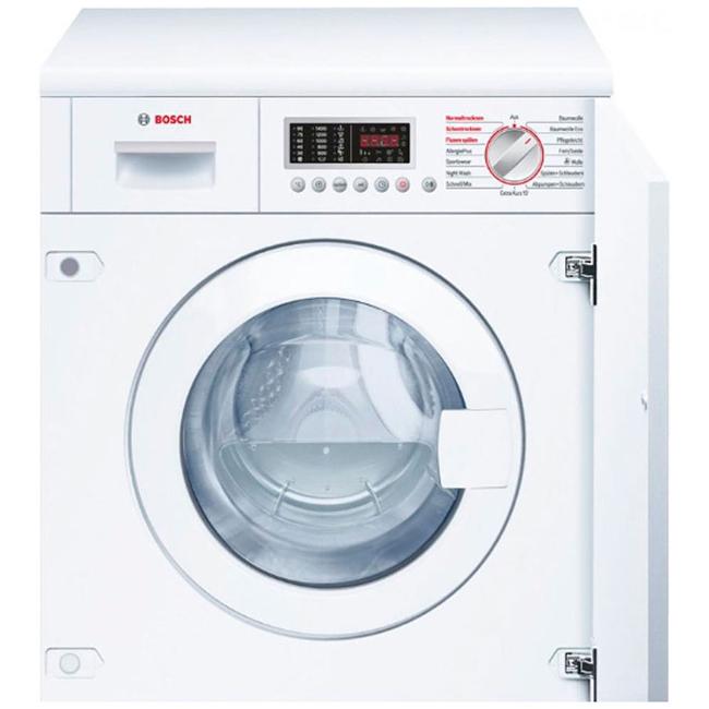 Bosch WKD 28541 - machine à laver en mode nuit