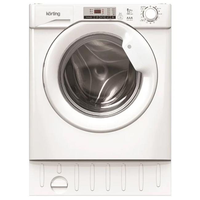 Korting KWDI 1485 W - machine à laver avec sèche-linge pour humidité résiduelle