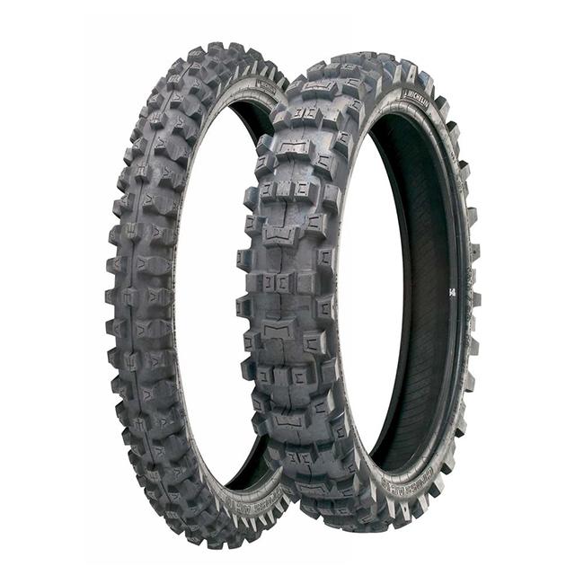 Michelin AC10 - für Stampfböden