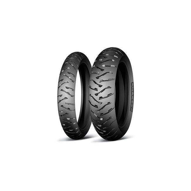 Michelin Anakee III  -  Pambihirang Paglaban