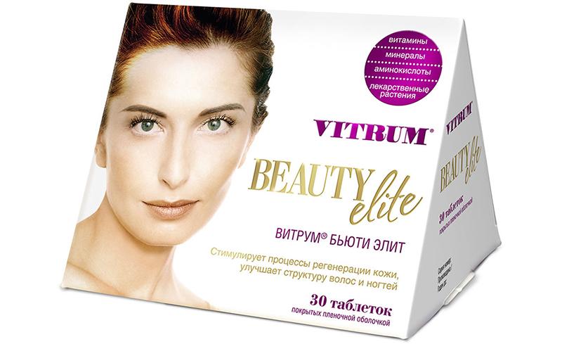 Vitrum Beauty - für junge Frauen
