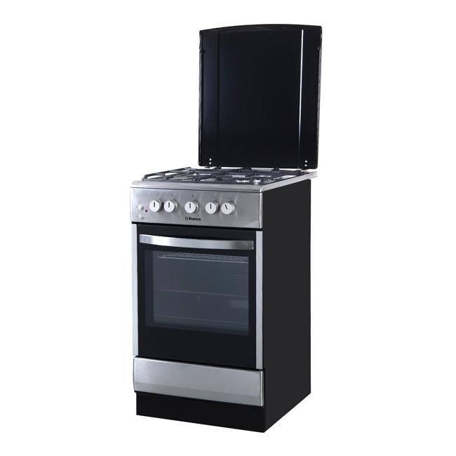 Hansa FCGX52097 - Megfizethető rozsdamentes acél sütő