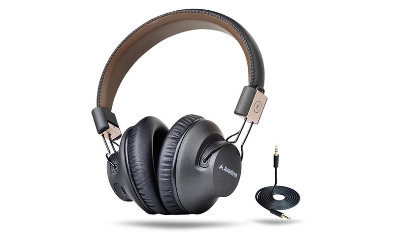Avantree在耳朵无线耳机:MGA耳机Para SA游戏,电视,电脑