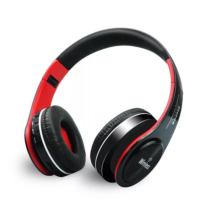 Oreillette Bluetooth UYG: pour MP3 avec microphone, TF, ordinateur, smartphone