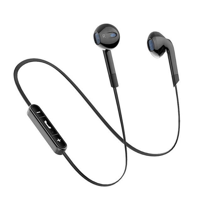 Langsdom BL6 Bluetooth Headset auriculares: casque sans fil avec demi-écouteurs