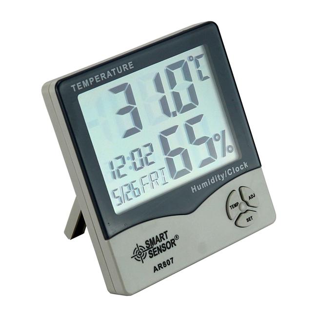 AR807 - contrôle de l'humidité