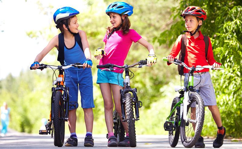 Auswahlmöglichkeiten für Kinderfahrräder