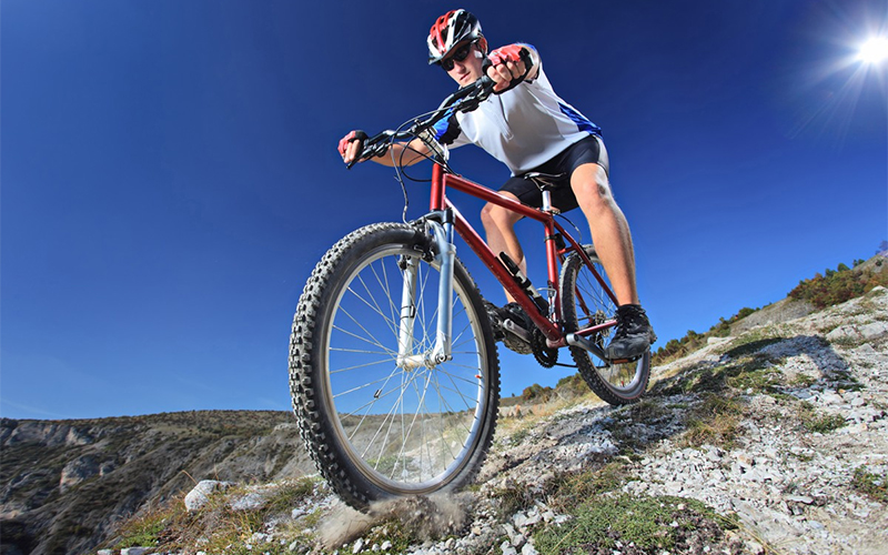 Das Funktionsprinzip und die Einrichtung eines Mountainbikes