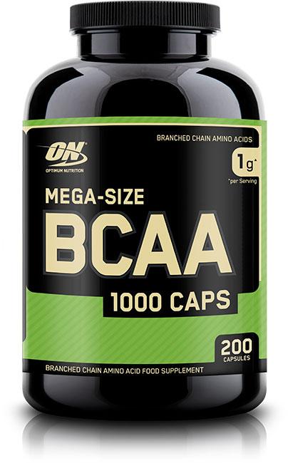 BCAA 1000 capsules Optimum Nutrition