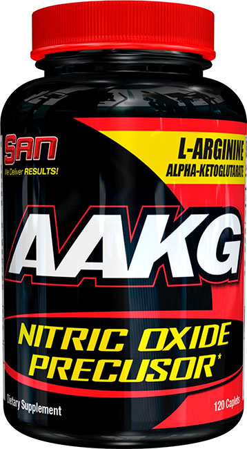 AAKG SAN Nutrition