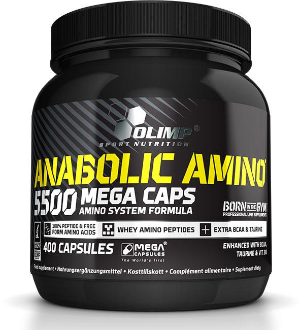Amino anabolique