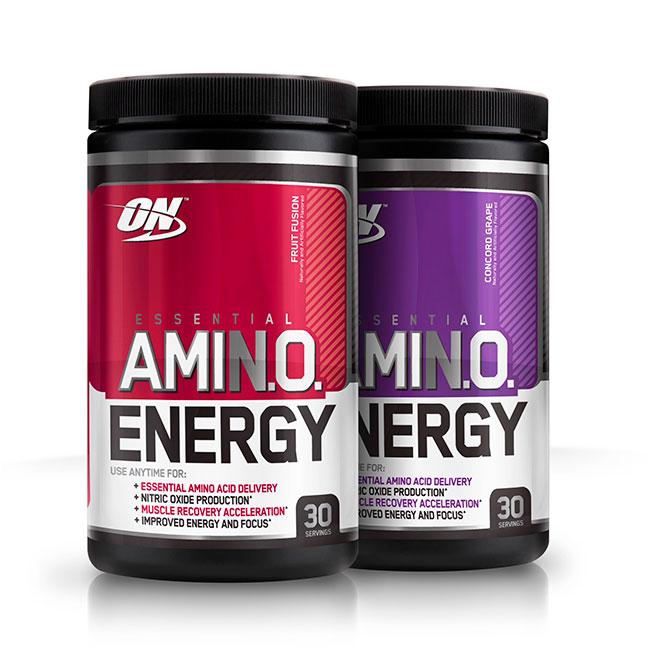 Optimal Nutrition Amino Energy