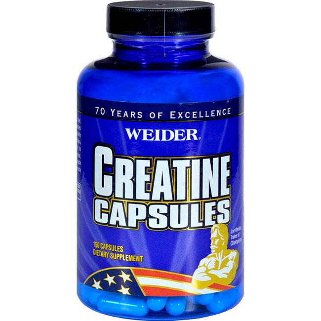 CREATINE capsules 720 Weider