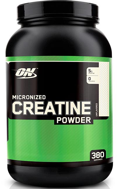 Poudre de créatine Optimum Nutrition