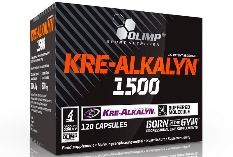 Kre Alkalyn 1500 Olimp Labs