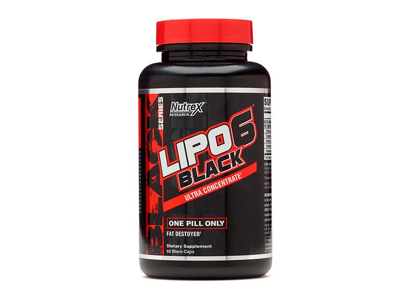 Lipo 6黑色超浓缩物