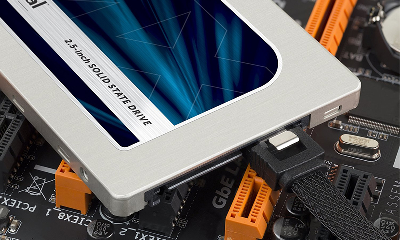 SSD设备工作原理