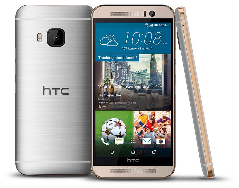 HTC M9之一