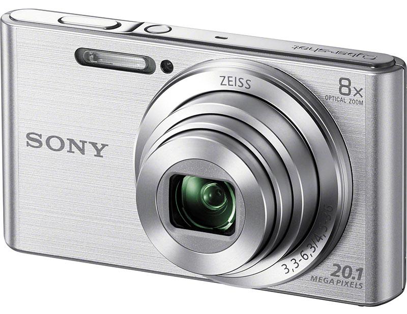 索尼数码相机DSC W830