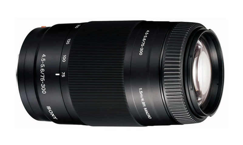 索尼75 300mm f 4.5 5.6