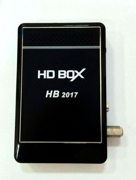 HDBOX HB 2017