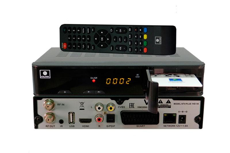 NTV PLUS 1 HD VA