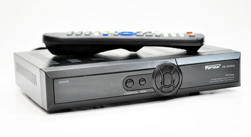 Opticum HD XC403p
