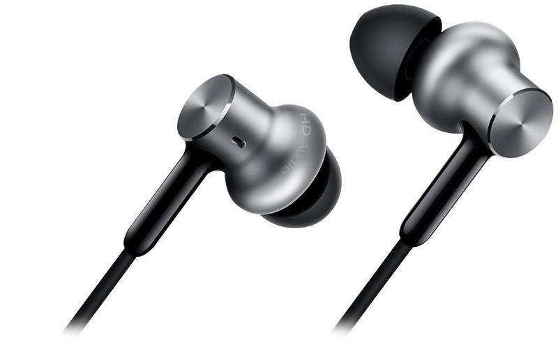 小米Mi In-Tainga耳机Pro HD -石墨烯Dayapragm金属盒