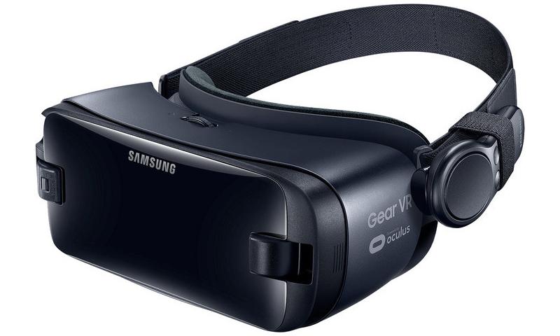 SAMSUNG Galaxy Gear VR SM-R324 (SM-R324NZAASER) - Plein contact virtuel avec un jeu dynamique